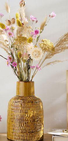 30 idées pour décorer avec des fleurs séchées