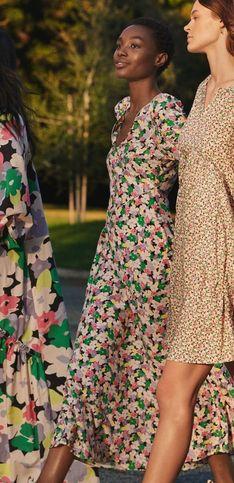 Nos robes coups de cœur du printemps-été