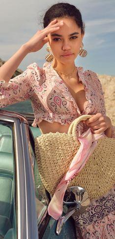 25 jolis paniers pour remplacer votre sac à main cet été