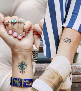 Inspiration tatouage : ce motif qui nous fait de l'œil !