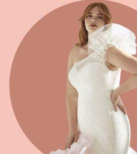Mariage : les plus belles robes de mariée grande taille