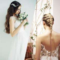250 idées de superbes coiffures de mariage