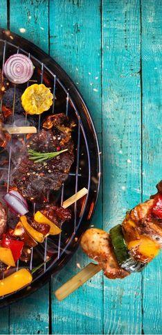 Un barbecue ? 60 grillades originales qui changent des merguez !