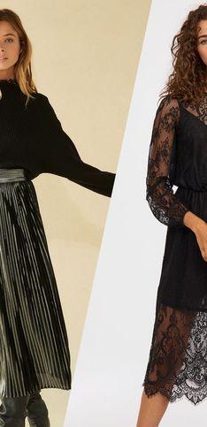 Tenue de fête : en pull ou en robe, ces pièces vont vous faire rayonner !