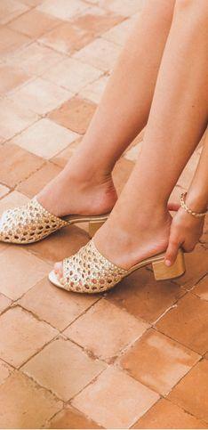 Les chaussures tendance du printemps-été à adopter