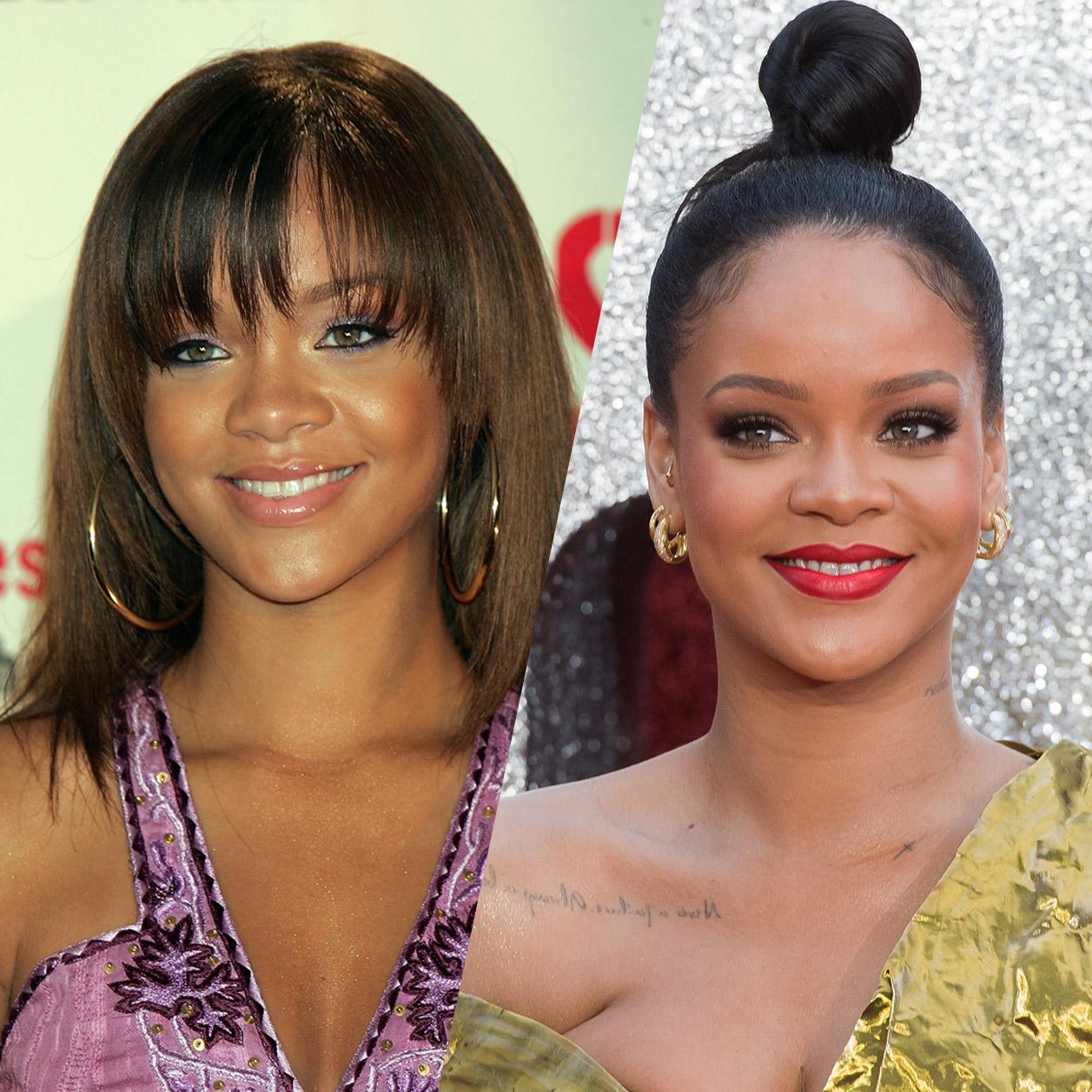 Les Coiffures De Rihanna Operation Changement Album Photo