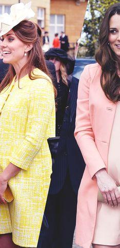 Kate Middleton, les plus beaux looks d'une princesse enceinte et stylée