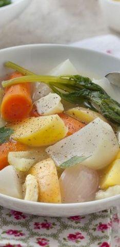 25 recettes végétariennes d'hiver