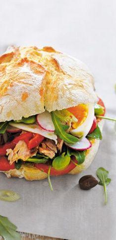 20 recettes de sandwichs originaux pour changer du jambon-beurre