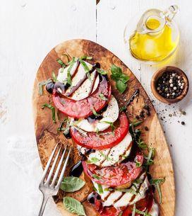 Menus de la semaine du 19 au 25 juillet : spécial cuisine italienne