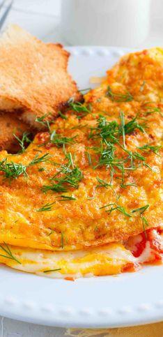 4 recettes d'omelettes rapides et originales pour la rentrée
