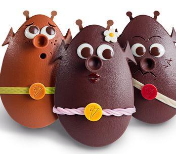 Chocolats de Pâques originaux : notre sélection 2021 pour varier les plaisirs