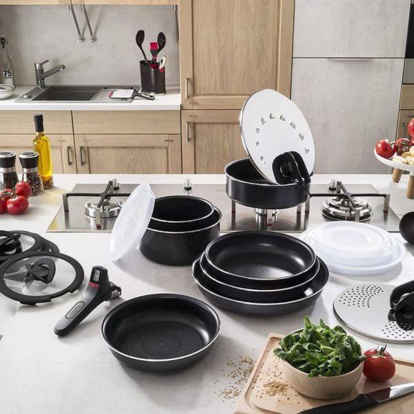 Tefal : -60% sur les sets de cuisine, poêles et sauteuses !