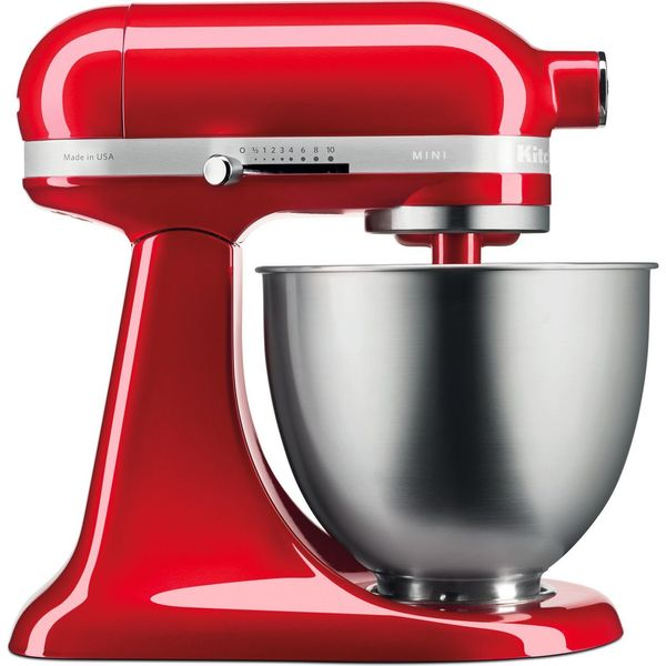 -30% sur le KitchenAid Mini Artisan Rouge