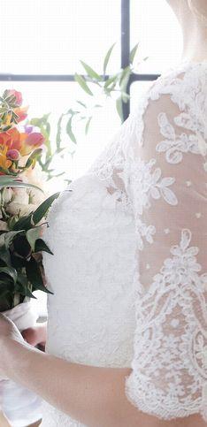 ¿Boda a la vista? Los mejores vestidos de novia con escote en la espalda