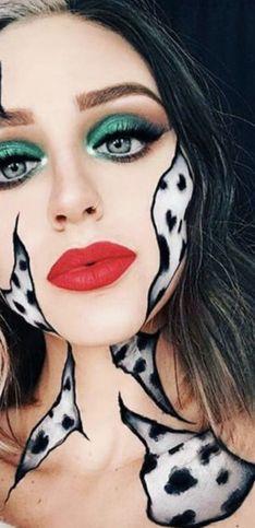 Maquillajes originales de carnaval, ¡saca a la artista que llevas dentro!