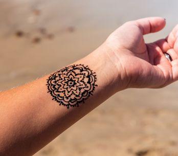 60 tatuajes de mandalas que sacarán tu lado más zen