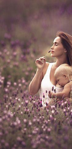 Homenaje a la lactancia materna: las imágenes más bonitas y naturales