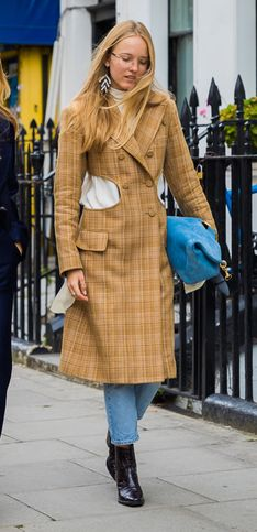 Las tendencias más rompedoras del street style de London Fashion Week