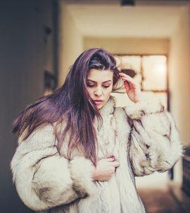 Los mejores abrigos de pelo sintético para esta temporada