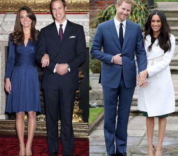 Kate Middleton y Meghan Markle: diferencias y similitudes de sus compromisos reales