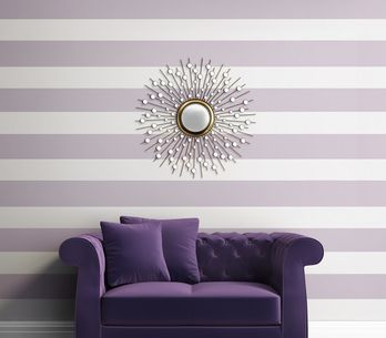 Decoración Ultra Violet: viste tu hogar con el color del 2018