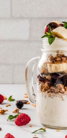 Jar food: comer en tarros de cristal está de moda