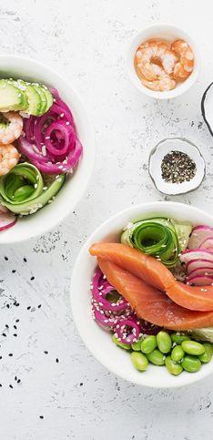 Poké hawaiano: el plato 'healthy' más apetecible