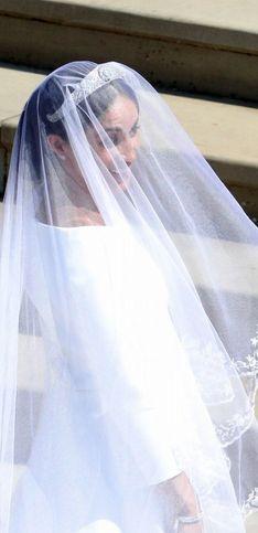 Celebramos el primer aniversario de Harry y Meghan con las mejores fotos de su boda