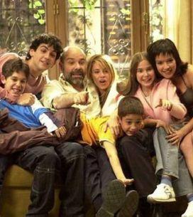 ¿Te acuerdas de 'Los Serrano'? Así han cambiado sus protagonistas