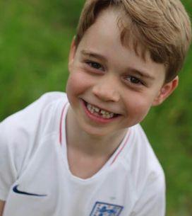 El príncipe George cumple 6 años: las fotos desde su nacimiento hasta hoy