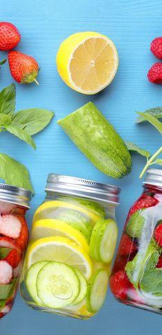 Recetas de bebidas frías ideales para el verano