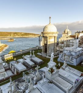 Un paseo por los cementerios más bonitos del mundo