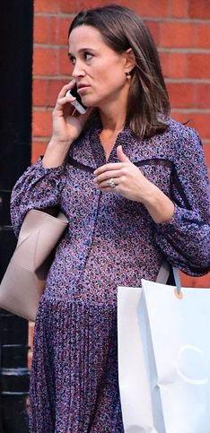Así luce embarazo Pippa Middleton: sus mejores looks premamá