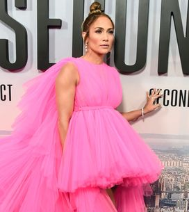 El vestido kilométrico de JLo y otros diseños que nos han sorprendido este 2018