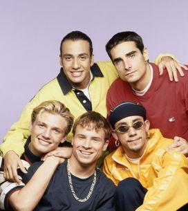 El antes y después de los 'Backstreet Boys'