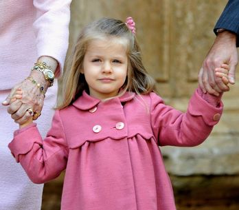 La Casa Real cambia de imagen: así han evolucionado los niños de la realeza española