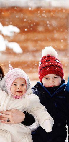 ¡Los Sussex son baja en Nochebuena! Las curiosas tradiciones de Navidad de la familia real británica