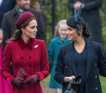 Las primeras apariciones públicas de Kate Vs. las primeras de Meghan