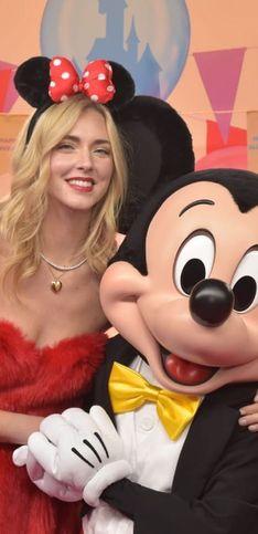 Las navidades de los famosos en Disneyland