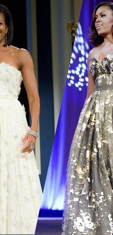 Los mejores looks de Michelle Obama, la ex primera dama de EE.UU