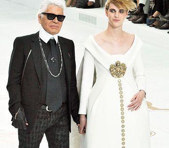 Los diseños más icónicos de Karl Lagerfeld para Chanel