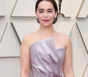 Emilia Clarke: la evolución de los looks de la 'madre de dragones'
