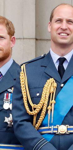 ¿Se llevan mal William y Harry? La relación de los hermanos reales en imágenes
