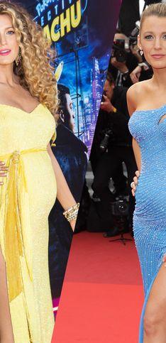 Así ha ocultado Blake Lively sus embarazos, repasamos sus mejores looks premamá