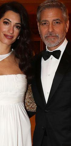 Las ex novias de George Clooney, ¿las recuerdas a todas?