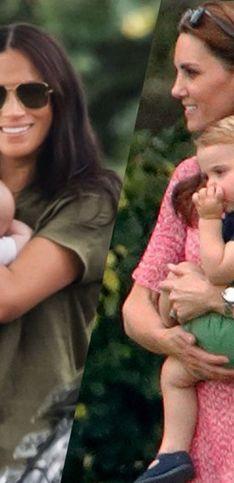 ¡Reunión sorpresa! El último encuentro entre Meghan Markle y Kate Middleton con sus hijos