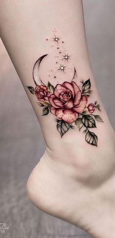 Tatuajes con rosas: ideas y significados para tu piel