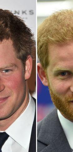 50 famosos con y sin barba, ¿qué se llevará más en 2020?