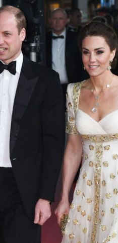 Kate Middleton y la noche de los looks reciclados: todos los outfits de los BAFTA 2020